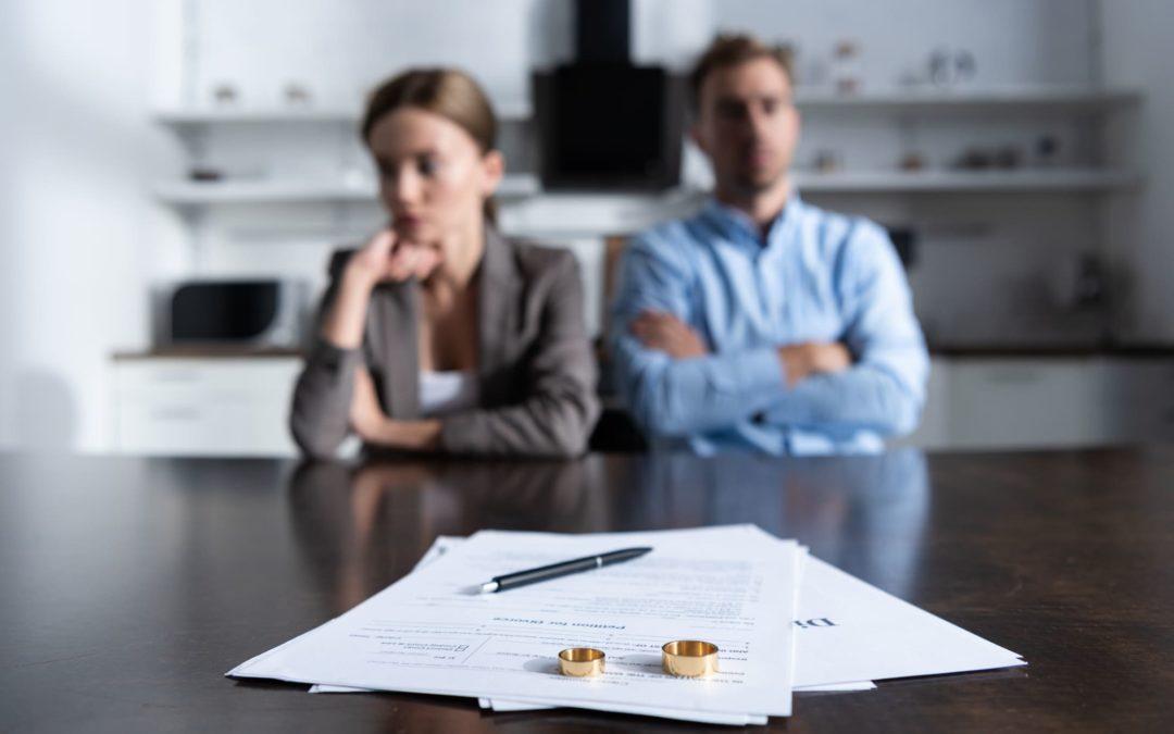 Filing for Divorce in Alabama